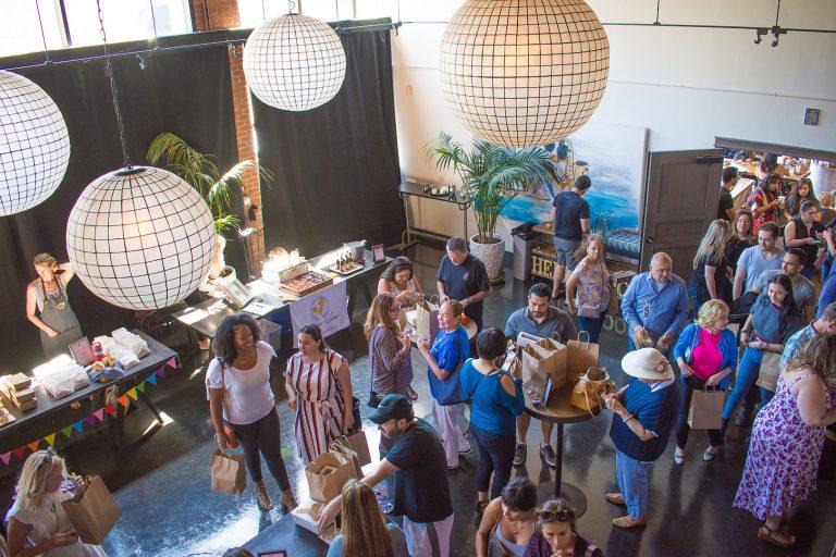 friendly-feast-chef-driven-bake-sale-crowd